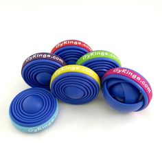 Gyrings are a silent fidget that can help with focus and are great for meetings, classrooms, and offices. Gyrings were created by Jake, a 12 year old boy with ADHD. Jake used his unique abilities to c