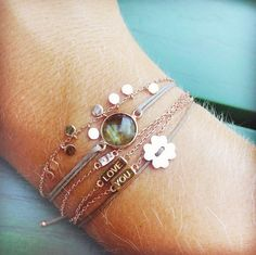 thing bracelets.