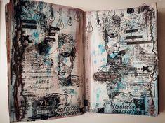Valóság vagy képzelgés? – absztrakt art journal