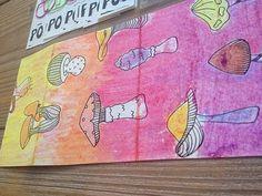 Tante Jannie's Originals: Handmade Autumn Swap 2013