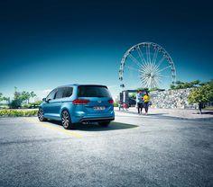 Volkswagen Touran voortaan ook leverbaar als R-Line