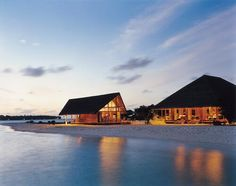 Coco Island in the Maldives - a COMO Hotel