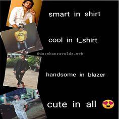 #darshanraval #darshanravaldz #bluefamily #beingdarshaners #mybluefamily #fanforever #foreverfavorite #spreadlove Dear Crush, My Crush, Girly Facts, Love Guru, Cute Girl Drawing, Instagram Story Ideas, Spread Love, Music Stuff, Zayn