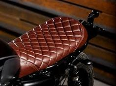 Image result for brown leather seat stitching