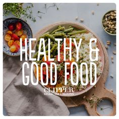Good Healthy Recipes, Good Food, Healing, Therapy, Recovery, Clean Eating Foods, Eat Right, Yummy Food