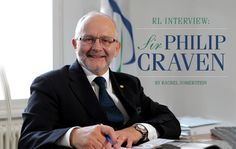 Sir Philip Craven By Rachel Somerstein  THE PRESIDENT OF THE INTERNATIONAL PARALYMPIC COMMITTEE CHATS ABOUT THE ATHLETES TO WATCH IN THE GAMES THIS SUMMER, THE D WORD, AND HIS OWN GLORY DAYS AS A WHEELCHAIR BASKETBALL CHAMPION.