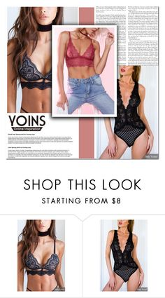 """Yoins5"" by melodibrown ❤ liked on Polyvore featuring yoins, yoinscollection and loveyoins"