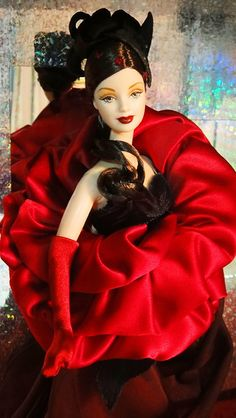 The Rose Barbie by possiblezen, via Flickr