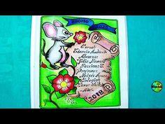 Como Dibujar Carátulas para el Cole para Niñas - Hacer un Pergamino para tus Carátulas 2018 - YouTube Colores Faber Castell, Ideas Creativas, Moana, Sd, Colorful, Google, Youtube, Design, Decorated Notebooks