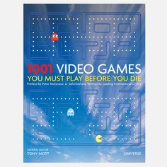 1001 Video Games You Must Play, $24.25, now featured on Fab.