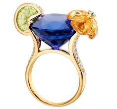 Mireia Jade | life is art: LIMELIGHT COCKTAIL RINGS by PIAGET.
