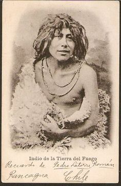 Other Collectible Cultural & Ethnic Postcards Native American Genocide, Native American Indians, Rio Santa Cruz, Tribal Rituals, 12 Tribes Of Israel, Arte Tribal, Archaeological Discoveries, Native American Photos, Old Photography