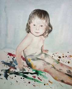 PaintYourLife.com - We turn your photos into beautiful watercolor portraits. All our watercolor paintings are handmade by professional artists.