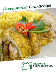 Recipe Chicken Chermoula by Thermomix in Australia, learn to make this recipe easily in your kitchen machine and discover other Thermomix recipes in Main dishes - meat. Kitchen Machine, Coriander Seeds, Recipe Community, Food N, Bellini, Main Meals, Main Dishes, Spicy, Chicken Recipes