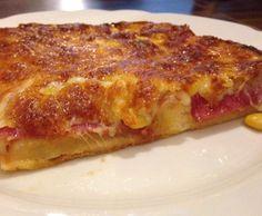 """Rezept Pizza """"American Style"""" von KleineHL - Rezept der Kategorie Backen herzhaft"""