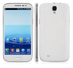 Unlocked Quadband Dual Sim Android 4.1 Os with 5 Inch Touch Screen Smart Phone - At&t, T-mobile, H20, Simple Mobile and Other GSM Networks (White), http://www.amazon.com/dp/B00E89FFO0/ref=cm_sw_r_pi_awdm_4PFMtb13TH19J