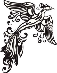 beautiful #phoenix tattoo