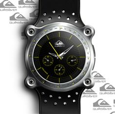 Quiksilver & Volcom Watch Concepts by Scott Marsden at Coroflot.com