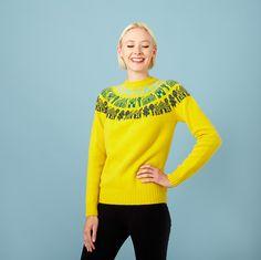 Small Town Sweater - Mustard - Donna Wilson