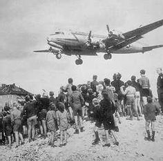 "The Berlin Airlift - ""Operation Little Vittles' and the ""Berlin Candy Bomber"""