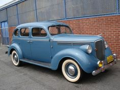1938 Dodge D8
