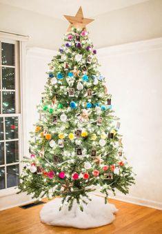 161 best christmas tree inspiration images christmas crafts rh pinterest com