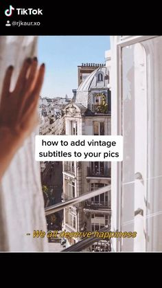 how to add vintage subtitles to your pics Creative Instagram Photo Ideas, Insta Photo Ideas, Instagram Story Ideas, Instagram Editing Apps, Instagram And Snapchat, Instagram Story Filters, Photo Editing Vsco, Photography Filters, Tips & Tricks
