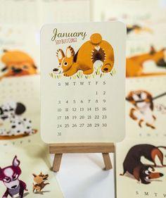 Dogtastic-Desk-Calendar-2016---A-Calendar-Theme-Based-on-dogs-5