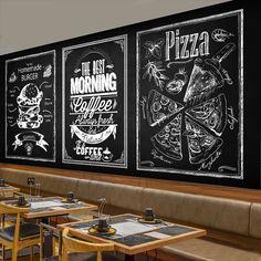 Barato Frete Grátis Lousa personalizado mão mural Café restaurante fast food lazer bar leite loja de chá papel de parede mural, Compro Qualidade Papéis de parede diretamente de fornecedores da China: Frete Grátis Lousa personalizado mão mural Café restaurante fast food lazer bar leite loja de chá papel de parede mural