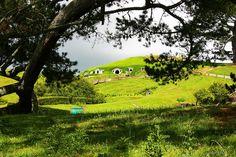 """""""Hobbitown"""" ;), Matamata, New Zealand"""