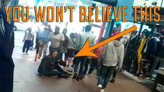 No More Good Samaritans? Good Samaritan, South Africa, Believe