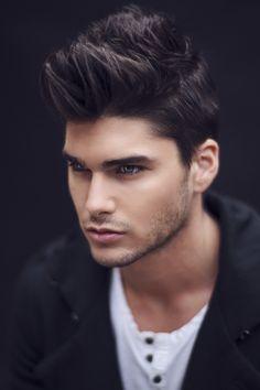Beautiful Men Faces, Beautiful Boys, Gorgeous Men, Hot Hair Styles, Hair And Beard Styles, Charlie Matthews, Hair With Flair, Ideal Boyfriend, Smart Men