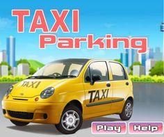 jeu de parking taxi