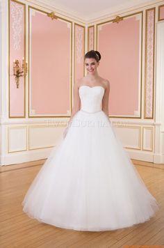 Knöchellang Elegante Brautkleider