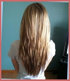Gorgeous Layered Hairstyles For Summer Season With Regard To U Shaped Haircut…