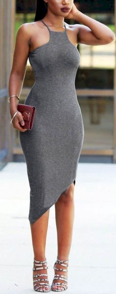 51 Hot Tight Dress Outfits for Girls #Outfit  https://seasonoutfit.com/2018/01/14/51-hot-tight-dress-outfits-for-girls/