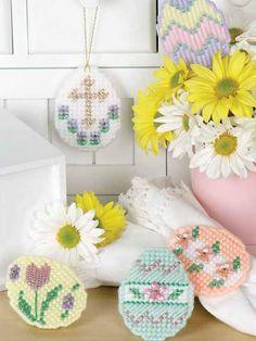 Easter napkin ring holders
