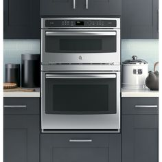 GE 30 Inch Built In Combination Wall Oven