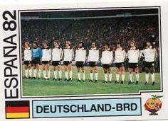 WEST GERMANY (1982)