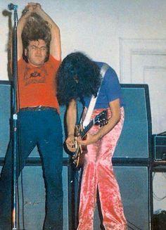 Robert Plant - Jimmy Page • @HVLAUREN