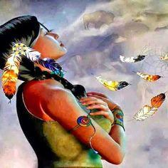 RESURRECCIÓN, poema de Ada Luz Márquez - Hermana Águila (y un pensamiento de Víctor Hugo)
