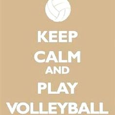 i want to get in better shape cause i miss playing volleyball, and i'd love to play with my sisters..