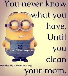 Baahahahaha. True no matter how old you are.