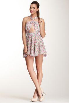 Crisscross Vixen Dress on HauteLook