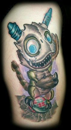 c4dfd358d69 Tattoo Artist  Tanane Whitfield See more amazing work at https   www.