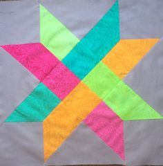 Please vote for this entry by Lee in Accuquilt Quilt Block Contest!