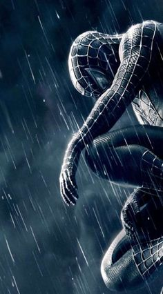 Spiderman B&W Marvel HD wallpapers for iPhone/Android Amazing Spiderman, Black Spiderman, Spiderman Noir, Image Spiderman, Spiderman Pictures, Venom Wallpaper, Spiderman 3 Wallpaper, Man Wallpaper, Avengers Wallpaper