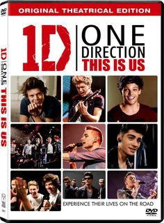 One Direction: This Is Us I have this! You should buy it its the best movie!!!!