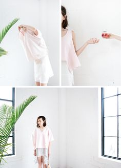 lily stan studio lookbook / photography by canary grey
