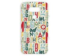 Cover 3D con grafica piena di lettere e simboli